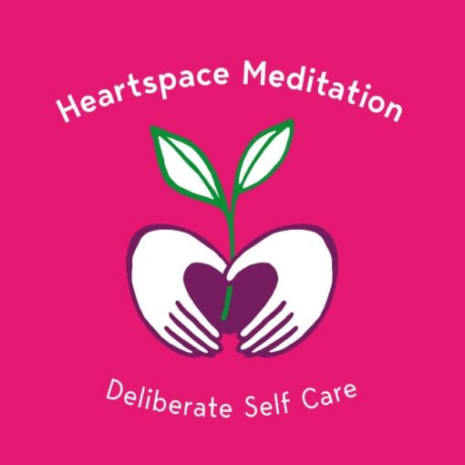 3 Day Learn to Meditate 640 Pink Logo Heartspace Meditation