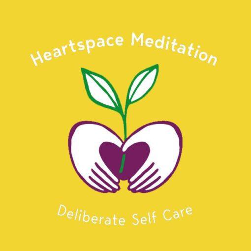 Seeds of Change Yellow Logo Heartspace Meditation
